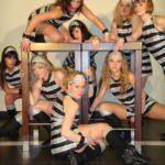 """Choreografie """"Gefängnisausbruch"""""""