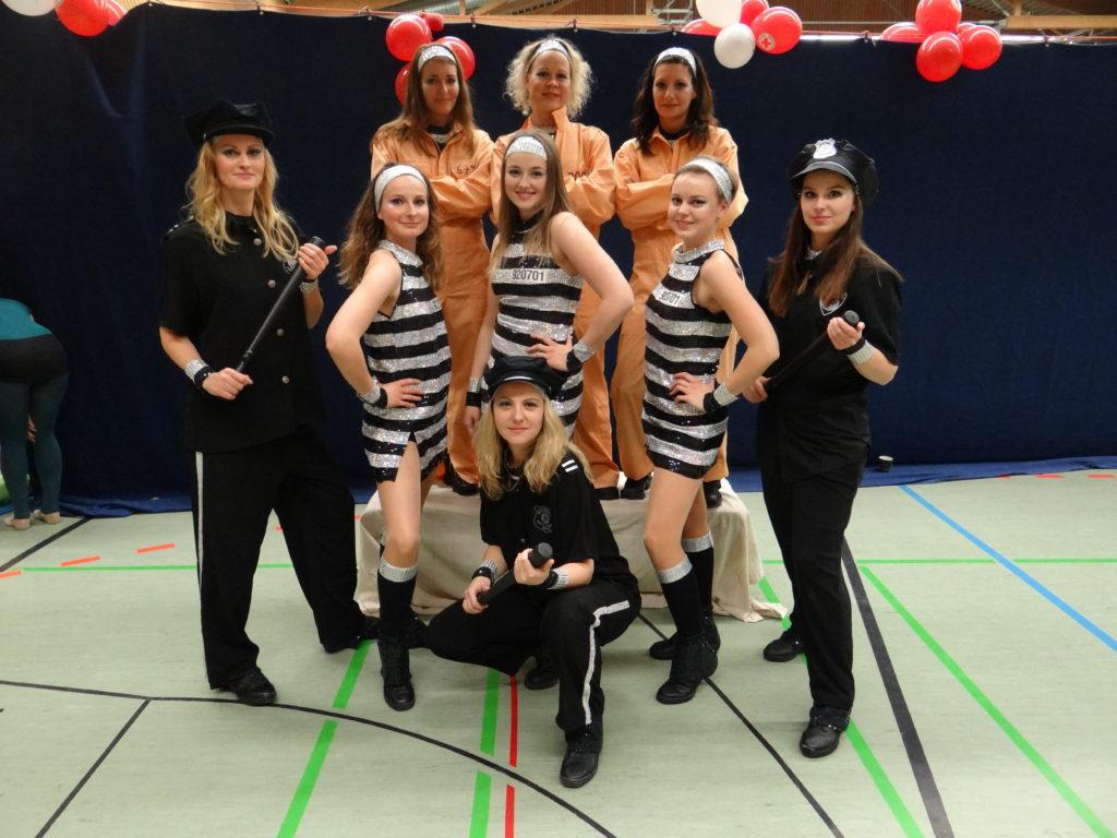 3. Platz beim Müritz-Dance-Cup